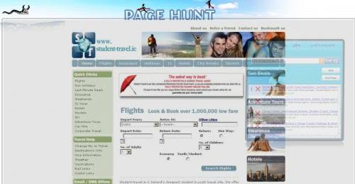 microsoft page hunt