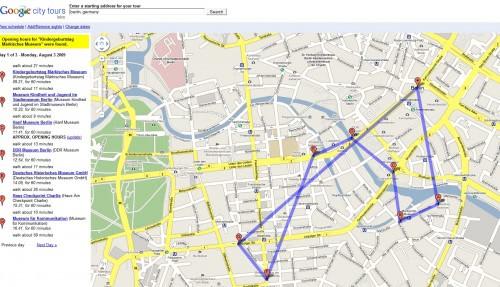 google city tours berlin