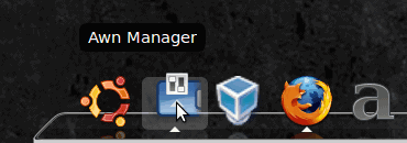 Customizing your Avant Window Navigator dock