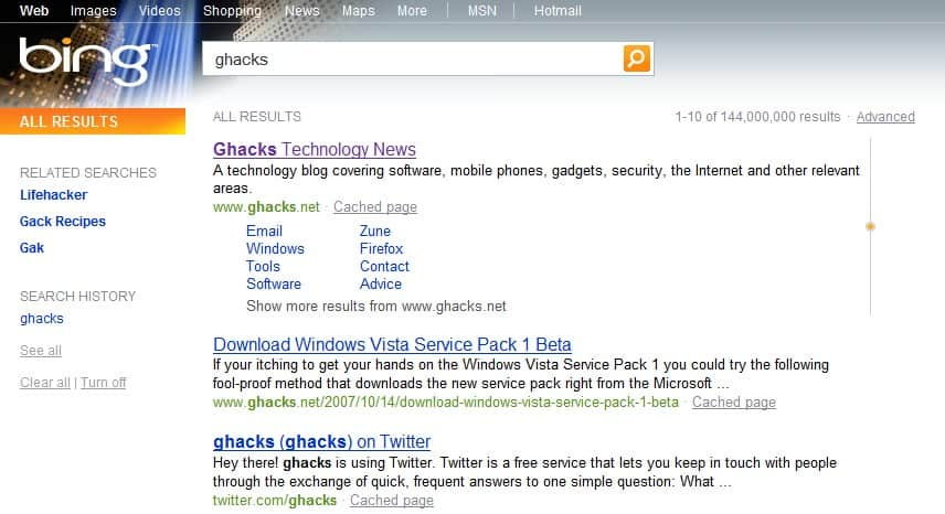 Microsoft Will Upgrade Its Bing Search Engine This Fall ...