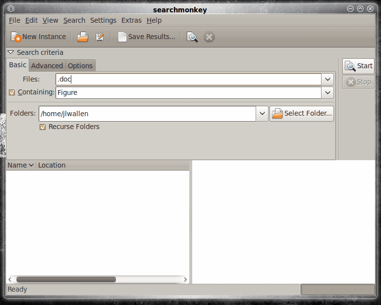Power searching Linux with SearchMonkey