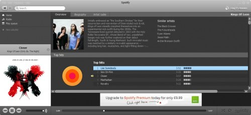 spotify software