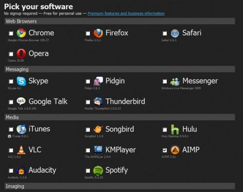 custom software installations
