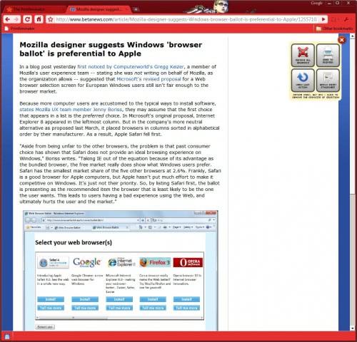 optimize website printing