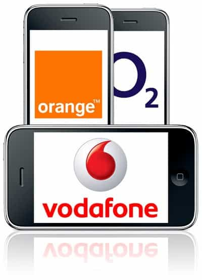 O2-Orange-Vodafone-iPhones-with-Logos