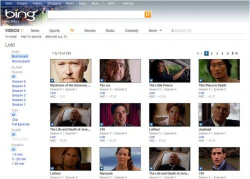 Bing Videos And Bing Search Get Updates As Well