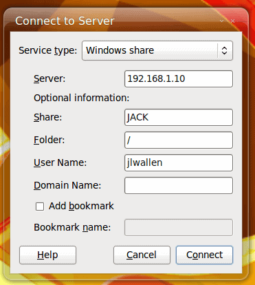 Connect to your Samba server from Linux - gHacks Tech News