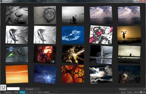 Flickr Desktop App Destroy Flickr