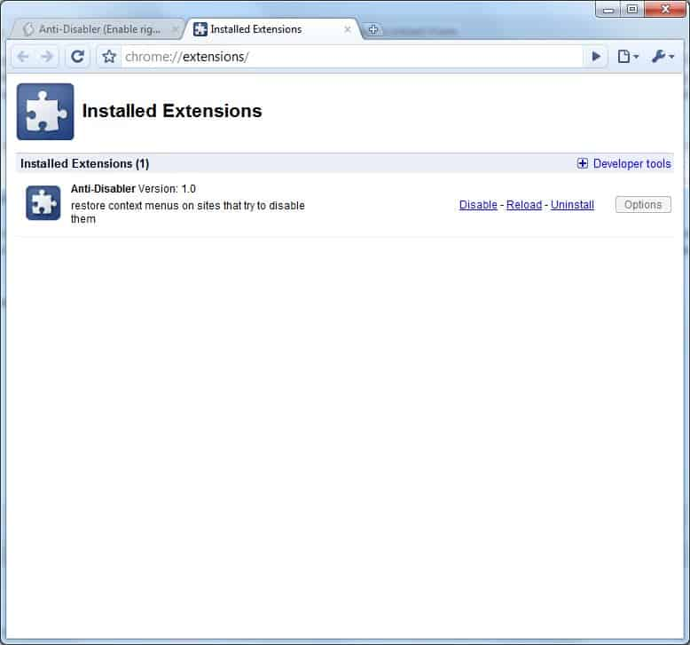 Finally: Google Chrome Extensions Turned On By Default In Dev Releases