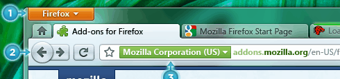 Firefox 4 mockup
