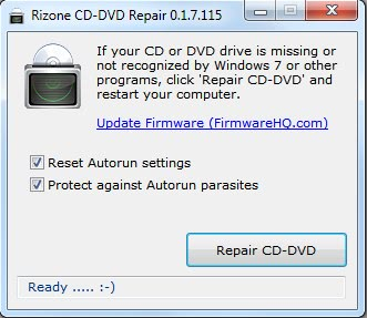 CD DVD Drive Repair