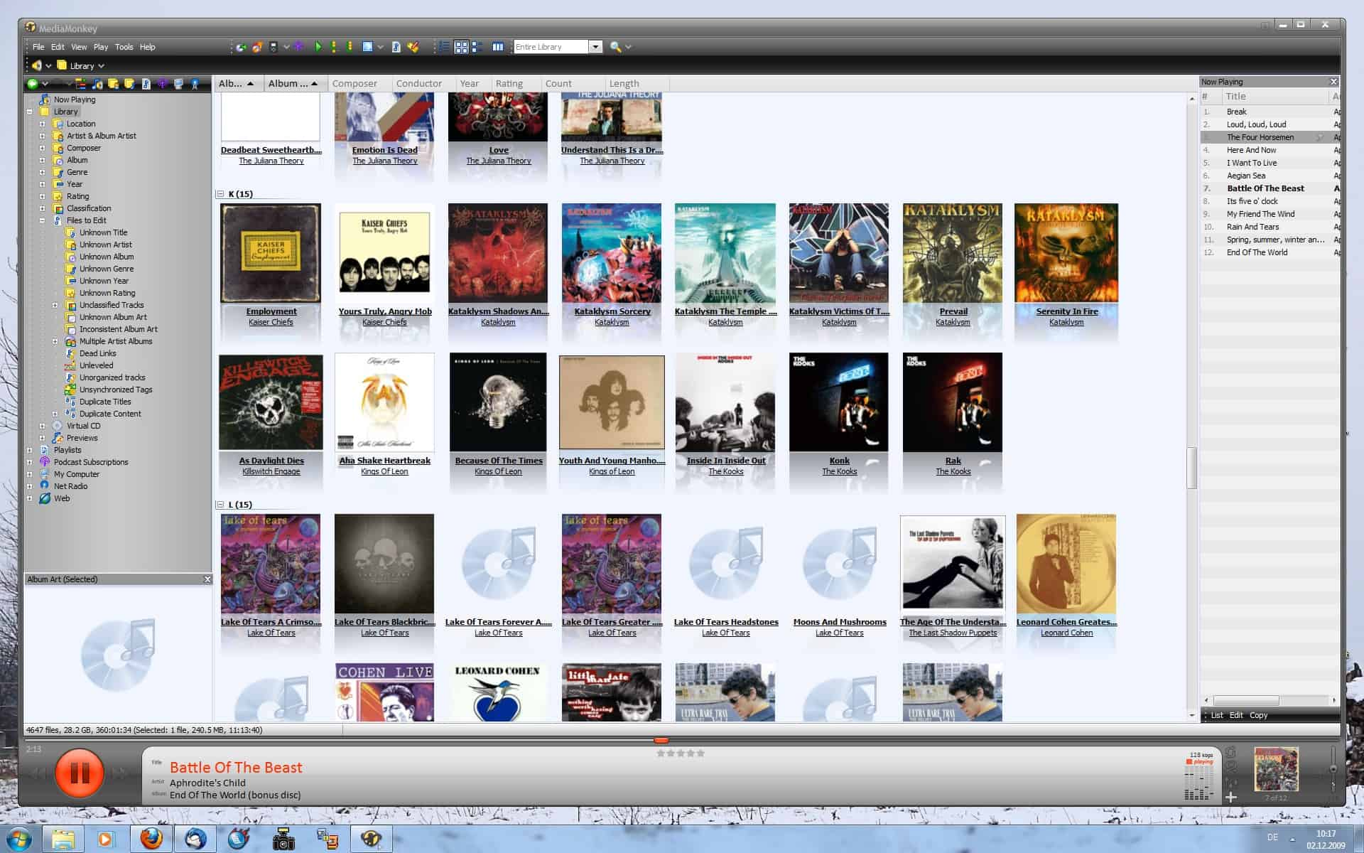 What's the best Winamp alternative now that it is shutting