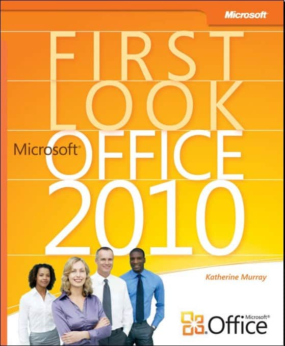 Free E-Book: First Look Microsoft Office 2010