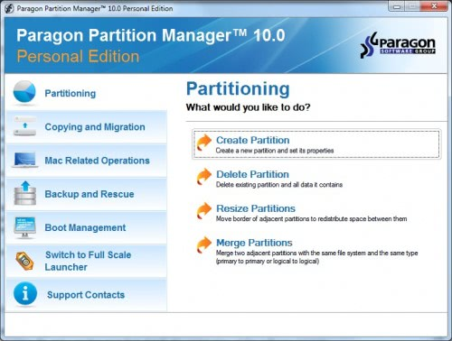 Partition Manager 10 Personal Review [GotD]