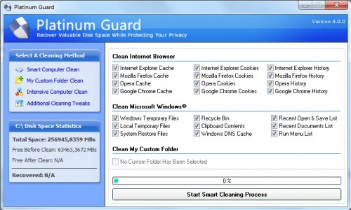 Platinum Guard 4 Review [GotD] Web Burning Blog