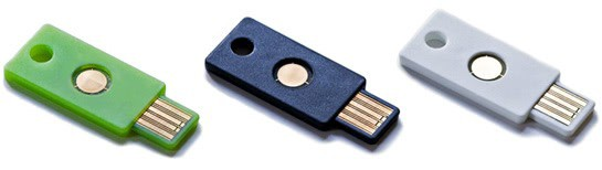 Yubico USB Key Provides Extra Login Protection