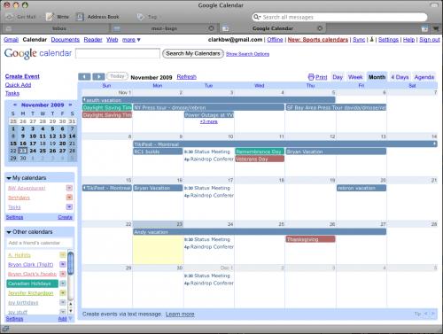 Integrate Google Calendar Into Thunderbird
