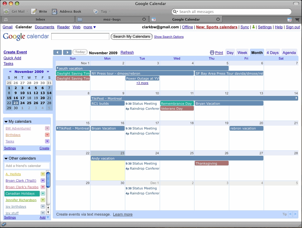 Screenshot mozilla thunderbird computer software linux linux png.
