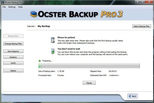 Ocster Backup Pro 3 Review