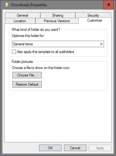 slow folder windows
