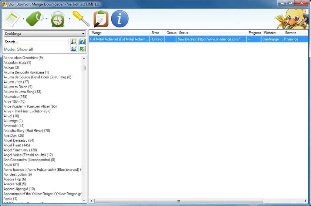 manga downloader for windows 8