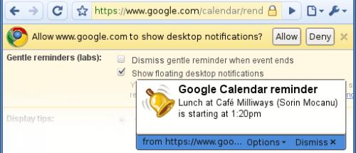 Google Calendar Gets Three New Features