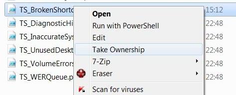 Fix Windows 7 Desktop Shortcuts Disappearing