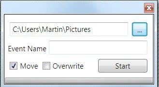 digital camera photo downloader