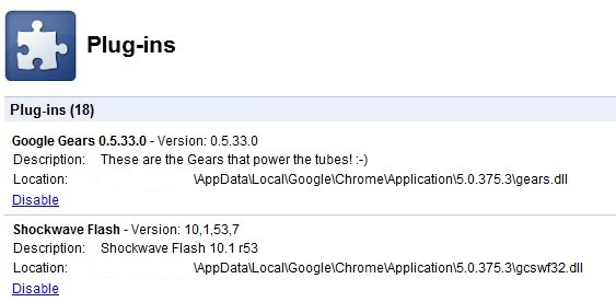 Google Chrome Native Flash Plugin Enabled By Default