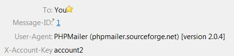 email user agent
