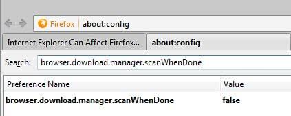 firefox internet explorer