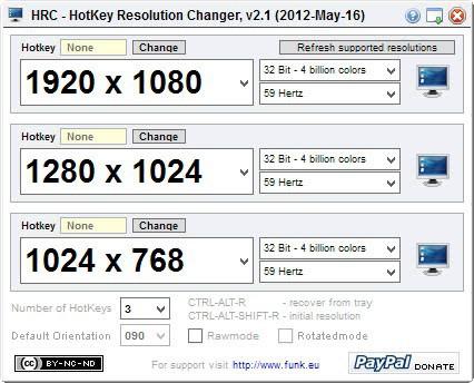 htokey resolution changer