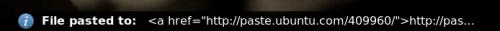 Easy pastebin uploads with Nautilus-pastebin