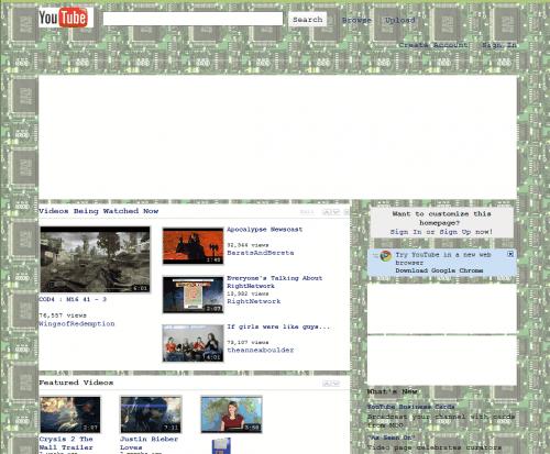 youtube geocities