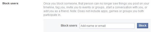 block facebook users