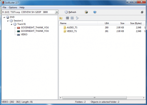 disc recovery software