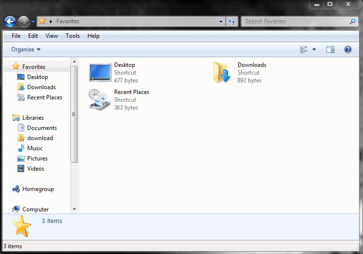 recycle bin windows explorer