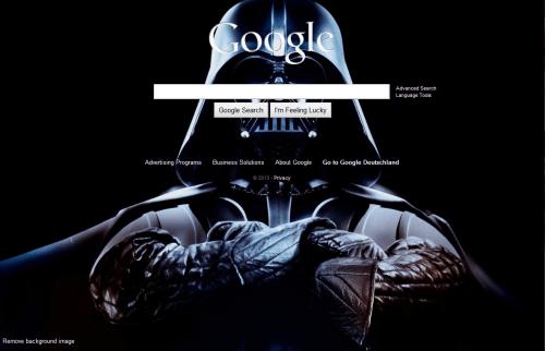 google background image