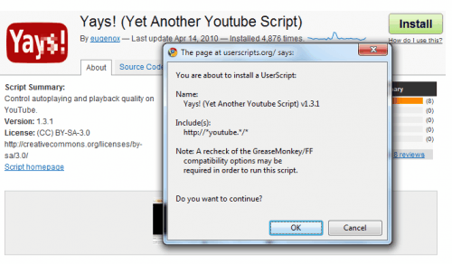Tampermonkey, Blank Canvas Increase Google Chrome Userscript Support