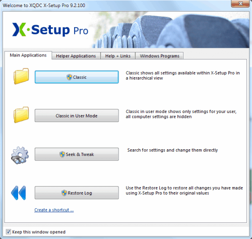 x-setup pro