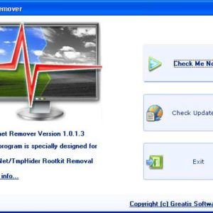 Stuxnet Rootkit Remover