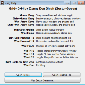 align windows desktop