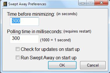 automatically minimize windows