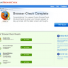 browser check