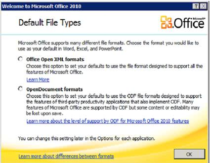 default file types