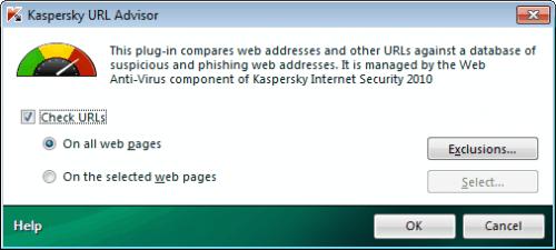 Uninstall Kaspersky URL Advisor From Firefox