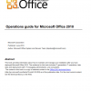 operations guide for microsoft office 2010