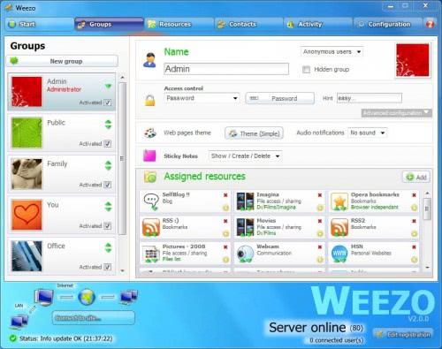 remote access server