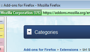 URL Security Improves Visual Indication Of Secure Sites In Firefox