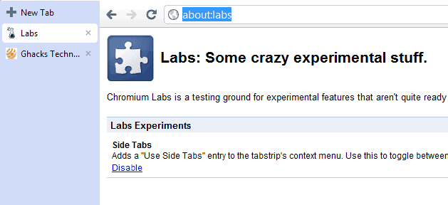 about labs